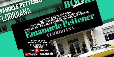 BookAbout con Emanuele Pettener biglietti