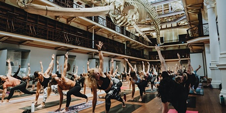 Yoga at the Museum October 2021 tickets