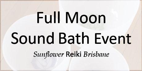 Chakra Sound Bath Event tickets