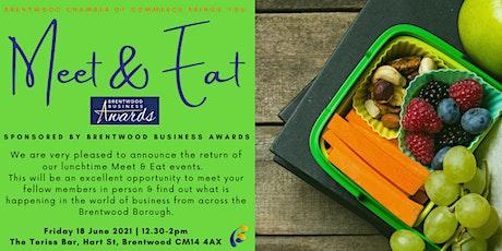 Lunchtime Meet & Eat June 2021 tickets