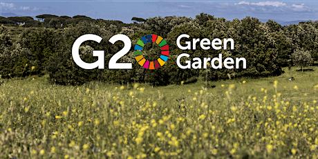 G20 Green Garden - Fiori frutti e semi biglietti