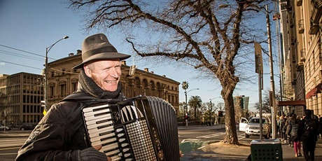 Dave Evans - Piano Accordion PAYF EVENT tickets