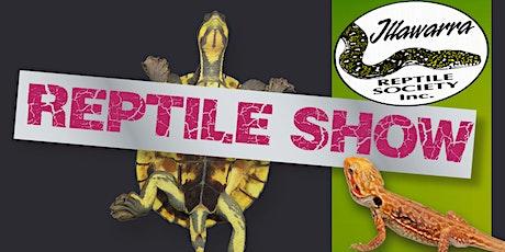 Illawarra Reptile Society Show tickets