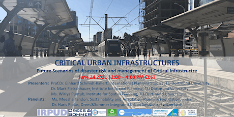 Critical Urban Infrastructures (CI) tickets
