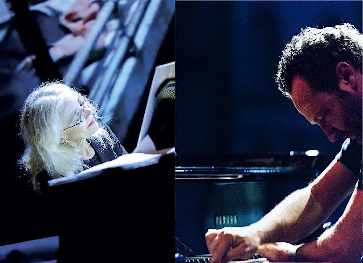 Immagine PIANO TRIBUTE TO ENNIO MORRICONE - Gilda Buttà / Cesare Picco - pianoforti