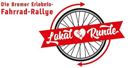 Lokalrunde - die Bremer Erlebnis-Fahrrad-Rallye Tickets