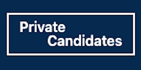 Private Candidates tickets