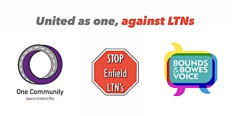 Stop Enfield LTNs Community Gathering tickets