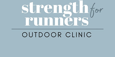 Strength for Runners billets
