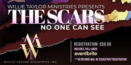 The Scars No One Can See tickets