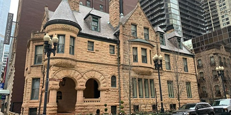 Virtual Tour: Mansions and Mysteries in Chicago's River North tickets
