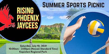 Summer Sports Picnic tickets