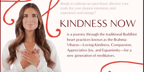 The Kindness Now Workshop tickets
