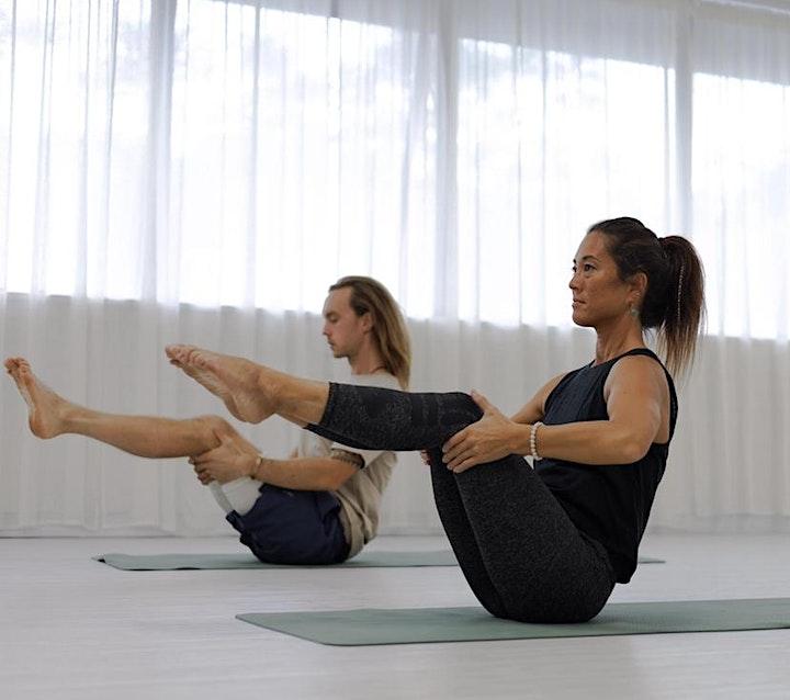 Weekly Zoom Yoga Classes image