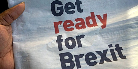 Get Ready for Brexit! Post-Brexit Day to Day Impact on the Legal Sector tickets