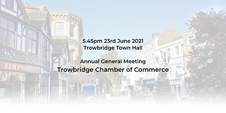 Chamber of Commerce AGM tickets