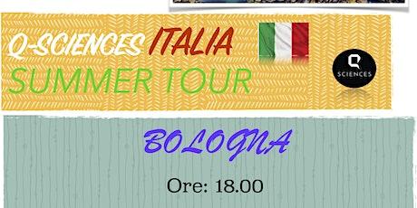 Q-Sciences Italia Summer Tour biglietti