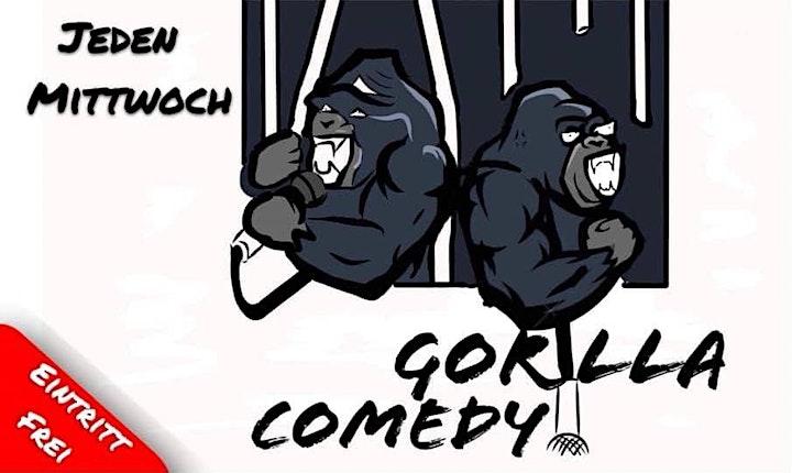 Gorilla Comedy: Bild
