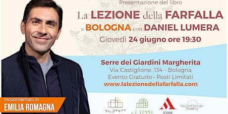 24 giugno a Bologna con Daniel Lumera | La Lezione della Farfalla biglietti