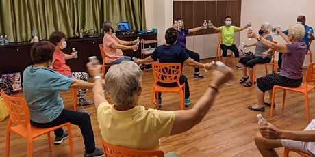 Wellness Exercise at Simei in July tickets