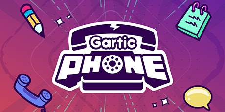 SoSa - Gartic Phone Game Night tickets