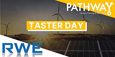RWE Taster Day - Career Insights in Engineering & More! tickets