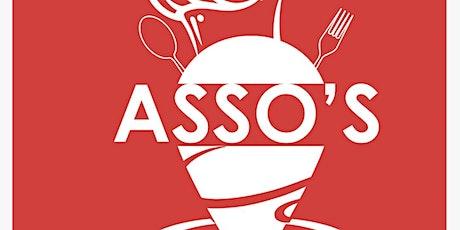 ASSÔ'S AFRICAN BRUNCH tickets