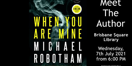 FREE EVENT Meet Michael Robotham tickets