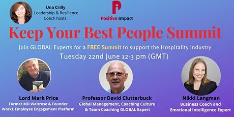 Keep Your Best People- Successful Strategies from Global Experts tickets