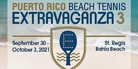 Puerto Rico Beach Tennis Extravaganza III tickets