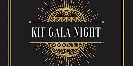 KIF Gala Night tickets