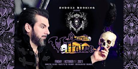 Aurelio Voltaire and Obsidian in Orlando tickets