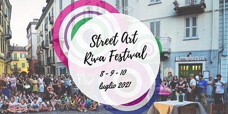 StreetArt RivaFestival : DOLCE SALATO della compagnia CarpeDiem biglietti