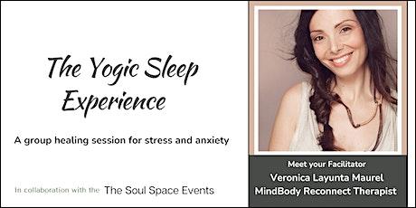 The Yogic Sleep Experience tickets