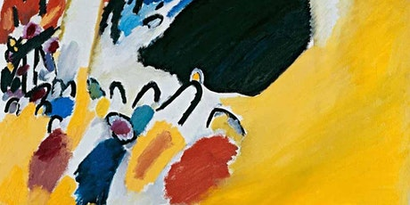 Abstract Painting Class,  Concert by Kandinsky, Learning from the Masters tickets