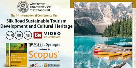 Silk Road Sustainable Tourism Development and Cultural Heritage (SRSTDCH) tickets