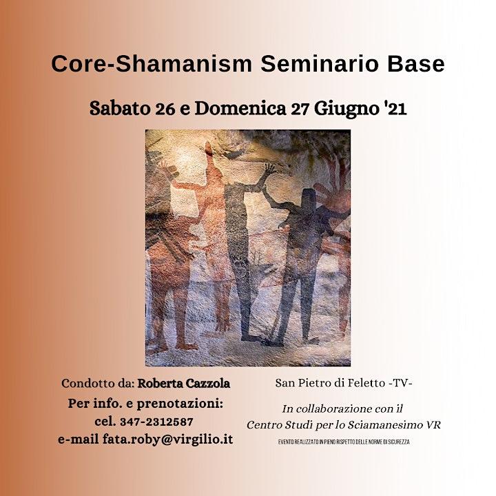 Immagine Core-Shamanism Seminario Base
