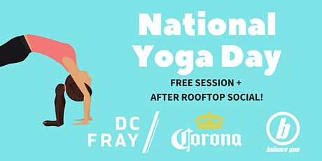 Rooftop Pose | National Yoga Day tickets