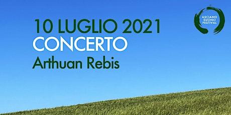 CONCERTO / Arthuan Rebis - Polistrumentista biglietti