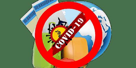 I congreso virtual de turismo en tiempos de COVID entradas