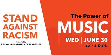 Stand Against Racism:  The Power of Music tickets