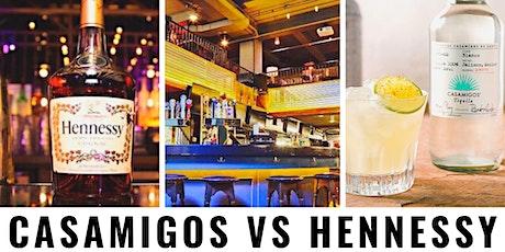 Casamigos vs Hennessy @ 5th&Mad tickets