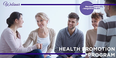 Webinar | Health Promotion Program; Be an Advocate for Community Health tickets
