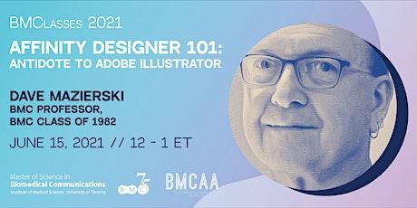 Affinity Designer 101: The Antidote to Adobe Illustrator tickets