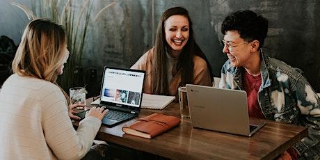 #LadiesTalks Estrategias de venta para tu negocio digital entradas