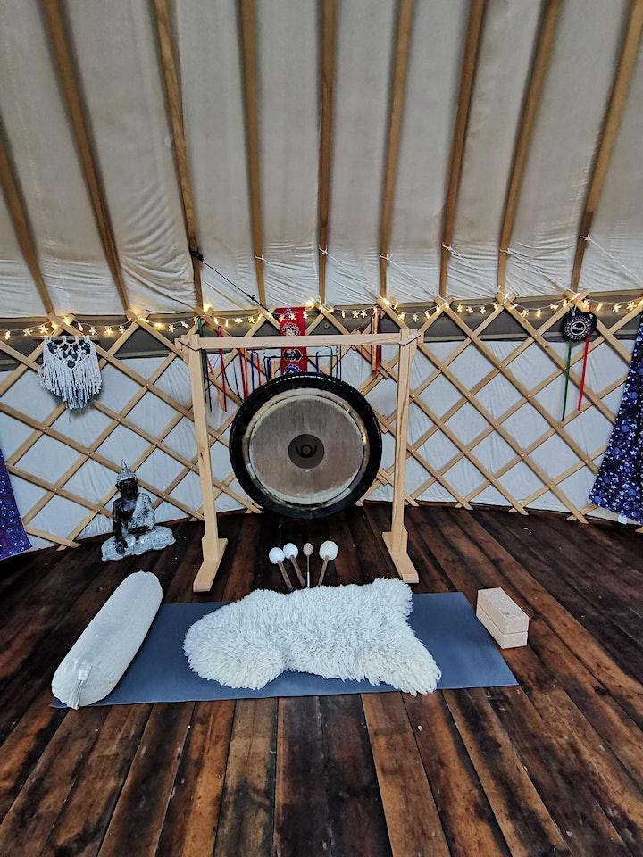 Deep Divine - Yoga, Breathwork & Sound Healing image