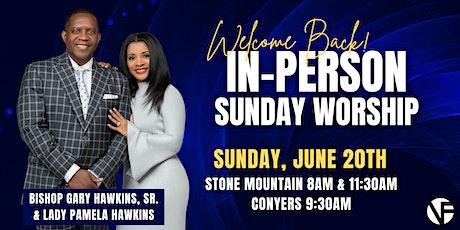 Voices of Faith Worship Service tickets