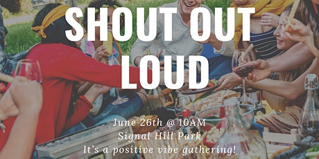 Shout Out Loud tickets