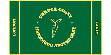 Selfridges Garden Guest: Handmade Apothecary tickets