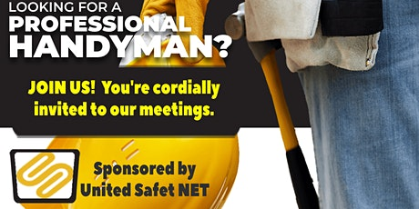 Meeting Handyman Center Business Community tickets